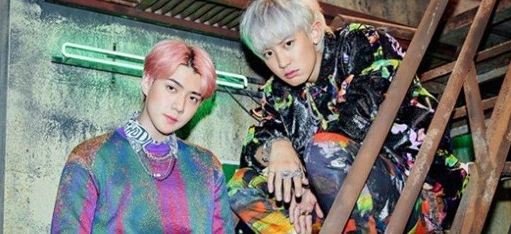 EXO世勋&灿烈首张正规专辑《1 Billion Views》今日公开!