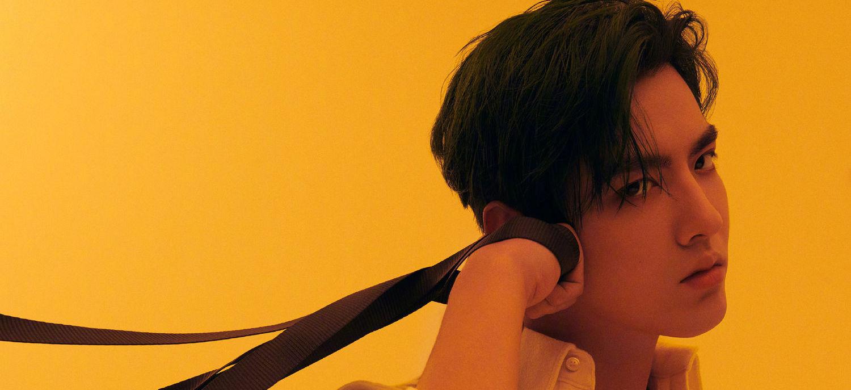 柠檬视频吴亦凡二登《时尚 COSMO》金九封面!以凡式无畏独特诠释独特时尚