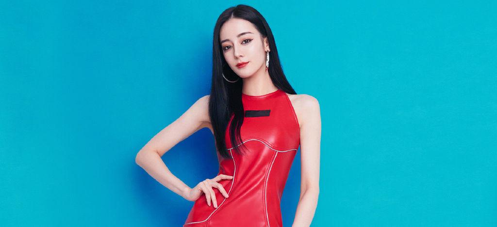 富二代app迪丽热巴今日活动造型公开 火热红皮裙飒酷迪迪子惊艳上线