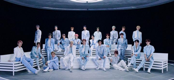 "NCT 正规2辑《Pt.1》获得""billboard 200""第6,全球大势的影响力"