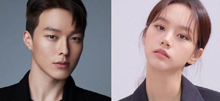 张基龙X李惠利确定出演tvN《心惊胆战的同居》主演,