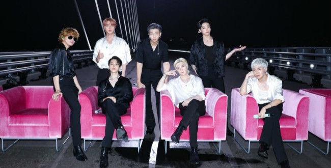防弹少年团今天出演SBS《8NEWS》...Billboard大纪录后的首次采访