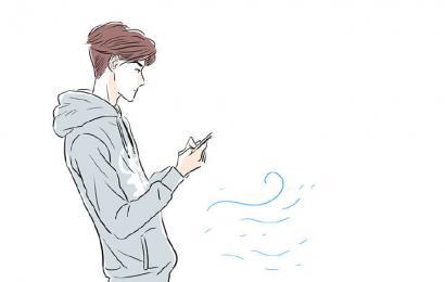 粉丝手绘漫画版世勋9p