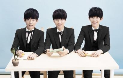 [新闻]150609 tfboys将首演电视剧《小别离》 搭档黄磊海清图片