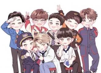 [消息]exo只剩九人时成员语录句句戳中泪点图片