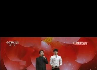 [分享]160204 央視春晚彩排直播 楊洋佟鐵鑫合唱《父子》圖片