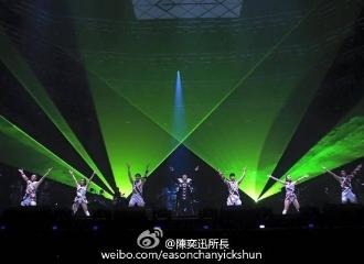 [新闻]160405 所长发博 台北站完美谢幕