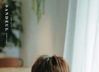 [新闻]160927 穿蓝格子衬衫的温暖少年  灿多solo专辑预告照公开