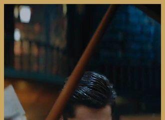 """[新闻]180327 恭喜馆长!胡歌广告片喜获金狮奖""""最佳视效"""""""