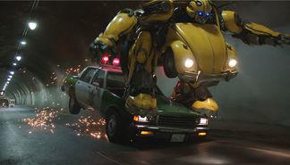 《大黄蜂》发布正片片段 汽车人获名Bumblebee将踏冒险之旅