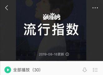 [新闻]190818 王源新歌拿下三个榜单前十 粉丝打榜稳坐前排