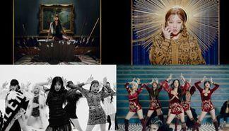 (G)I-DLE《LION》摘得韩国YouTube人气MV周榜一位!
