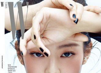 [新闻]200116 Blackpink成员Jennie出镜韩国杂志《W  Korea》2月刊封面
