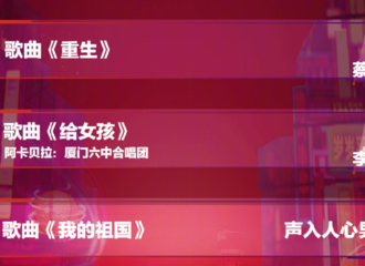 [新闻]200118 湖南卫视春晚节目单出炉 蔡徐坤携《重生》与你相约小年夜!