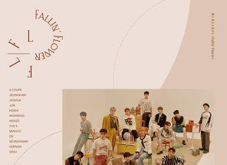 [新闻]200124 seventeen第二张日文专辑《Fallin' Flower》封面写真公开!