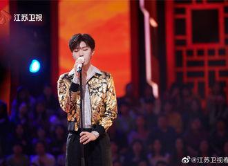 [新闻]200125 丞丞江苏春晚造型图曝光 ace福西西展现超强舞台掌控力