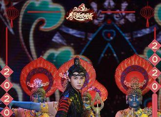 [新闻]200125 北京台春晚今晚即将上线 Justin古装造型与现代造型大PK