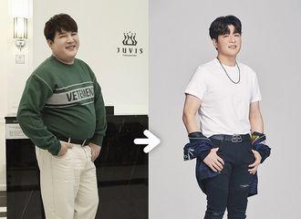 [新闻]200127 SJ神童成功减重30kg,接近最终目标体重75kg