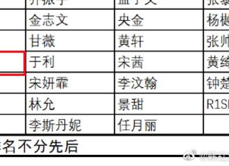 [新闻]200127 发现一只默默做好事的小朋友 范丞丞入列韩红公开慈善基金会援助武汉艺人名单