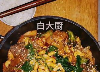 [新闻]200218 白敬亭更新社交动态分享美食 白大厨的麻辣香锅色香味俱全
