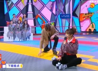 [消息]周六惊喜悄然而至 溜冰少年蔡徐坤与你相约下期《快乐大本营》!