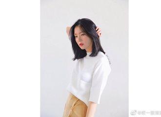 [分享]200407 中短发Irene?仅仅是粉丝P图就引发热议的程度