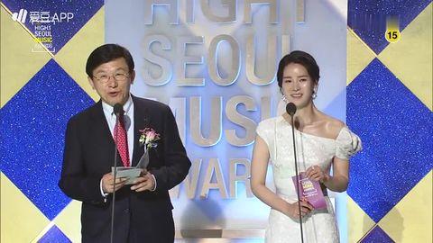 [新闻]170119 首尔歌谣大赏直播进行中 热烈祝贺GFriend获得本赏!