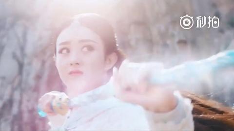 [分享]190319 饭制视频分享: 赵丽颖四部古装剧动作戏集锦