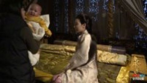[分享]170830 拍摄花絮再释出:丽姬麻麻母爱爆棚  迪三岁小奶音实力抢镜