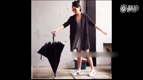 [分享]170905 迪丽热巴get炫酷新技能  请欣赏魔术迪魔性表演