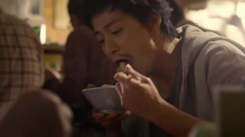 [分享]180106 《味之素》广告合集   来看吃饭香喷喷的小栗旬