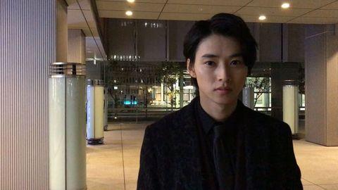 [新闻]180130 山崎贤人ins更新  捕获小迷弟一枚