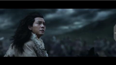 [新闻]180420 《战神纪》发布终极预告 陈伟霆一人分饰两角演绎草原英雄