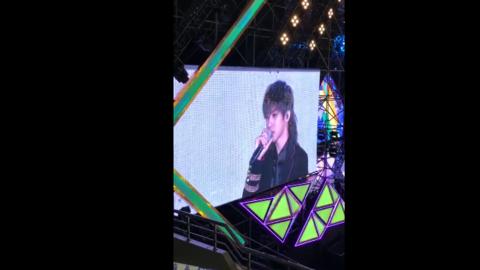 [新闻]180701 蔡徐坤见面会惊喜预告 新歌会有的生日会也有的!