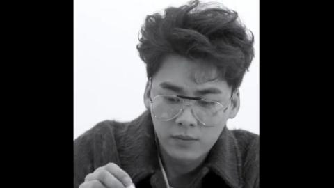 [分享]200711 那年今日 李易峰登《时尚COSMO》八月刊  眼镜李帅气满分