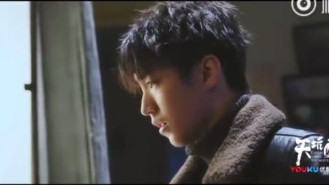 [新闻]180816 王俊凯新剧制作特辑单人cut 演技炸裂完美诠释新角色
