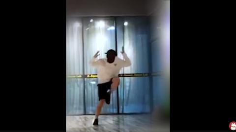 [杨洋][分享]191103 杨洋一对一教学酷炫舞蹈 感受舞蹈羊的无限魅力!