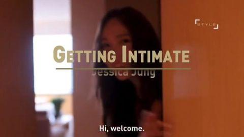"[分享]181115 ""Getting Intimate with Jessica"" 郑秀妍接受STYLE采访大公开"