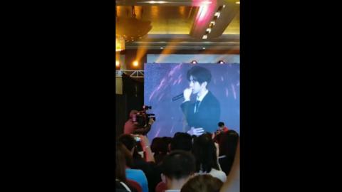 [新闻]181119 蔡徐坤官宣加盟北京卫视春晚 将表演怀旧正能量歌曲