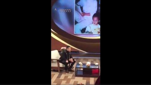 [分享]190217 吴亦凡今日份考古视频:是从小就会保护妈妈的孝顺乖宝宝