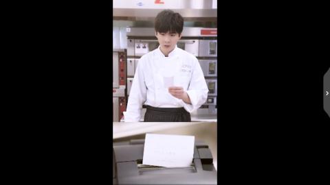 [新闻]190522 十级宠粉操作 宁哥变身厨师为你制作甜品