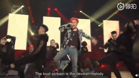 [分享]190523 BIGBANG金曲四合一舞台回顾,swag掀翻'柳熙烈的写生簿'