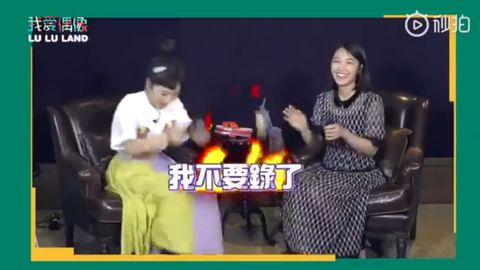 [新闻]190616 恩地'我爱偶像'采访中笑点不断,领略中文梗的恩地的可爱反应