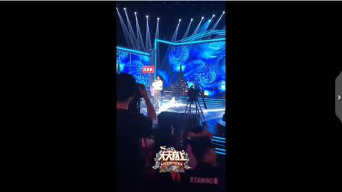 [新闻]190716 刘宇宁《天天向上》录制路透 《如约》首唱舞台即将来袭
