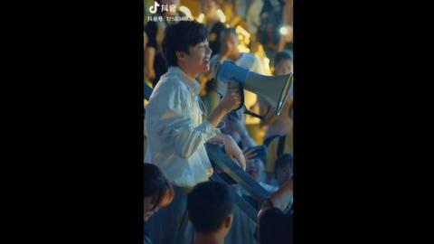 [分享]190717 刘宇宁带领棚妃合唱歌曲 这是什么绝美爱情!