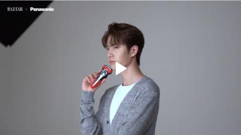 [新闻]190803 品牌发布王一博广告拍摄花絮vlog 帅气弟弟花式秀滑板