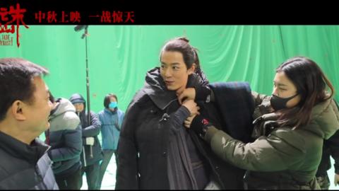 [新闻]190809 电影《诛仙》曝导演特辑 肖战为塑造角色不畏严寒