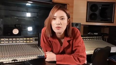 "[IU][分享]190810 Gummy直播时提及IU""想着IU更用心的演唱了OST"""