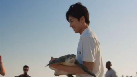 [TFBOYS][新闻]190814 王俊凯为生命呐喊,以爱之名尊重生命