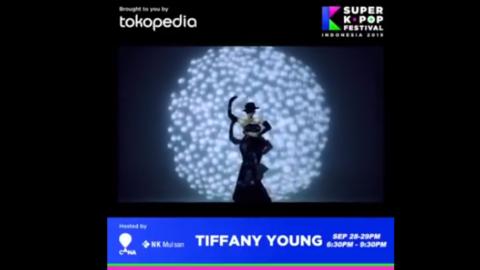 [少女时代][分享]190814 Tiffany将参加9月印尼拼盘演出 带来新歌舞台